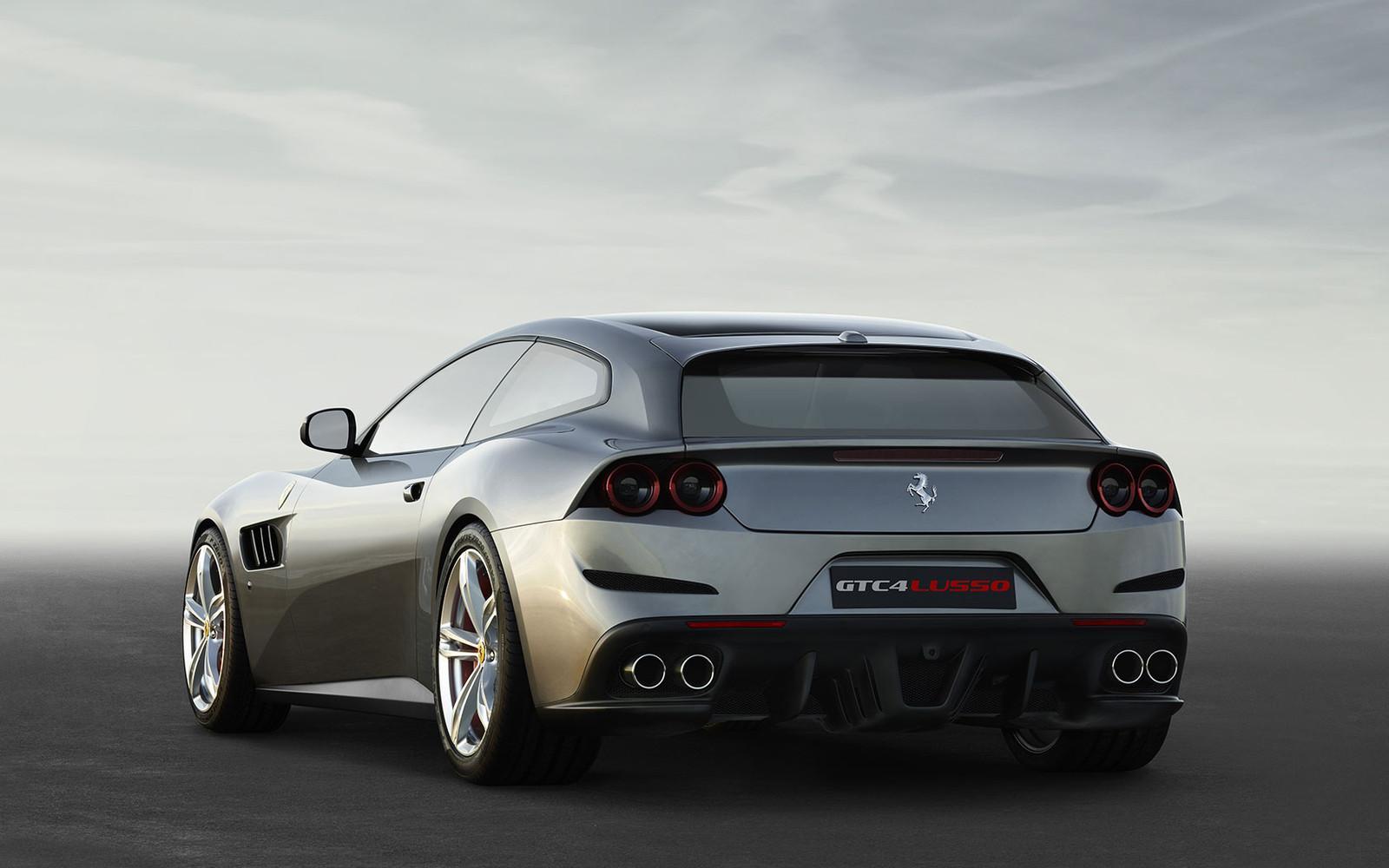 Ferrari Purosangue Suv Detailed For 2022 Slashgear
