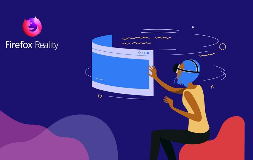 Firefox Reality VR web browser now out for Vive, Oculus, Daydream