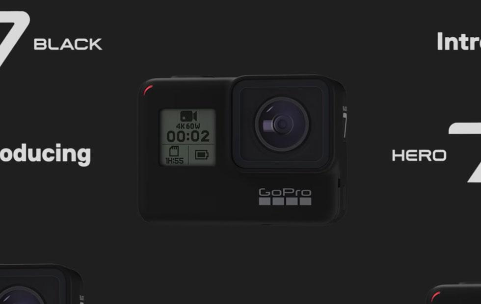 GoPro HERO7 revealed: Three models, all simple, social