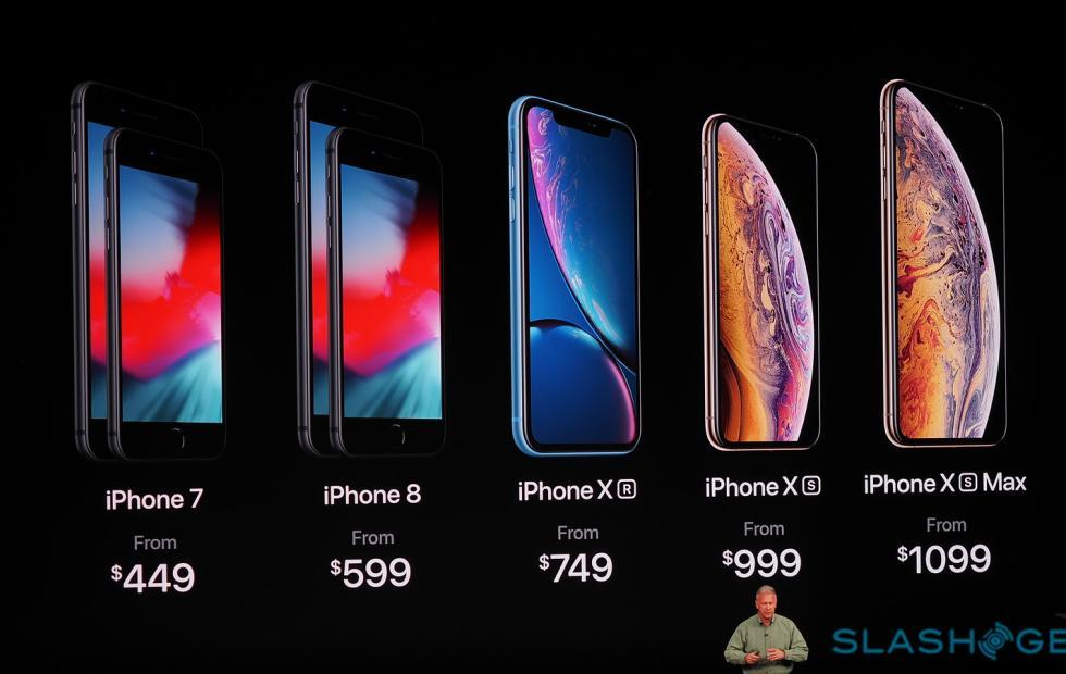 Apple discontinues iPhone SE, iPhone 6S/6S Plus, iPhone X