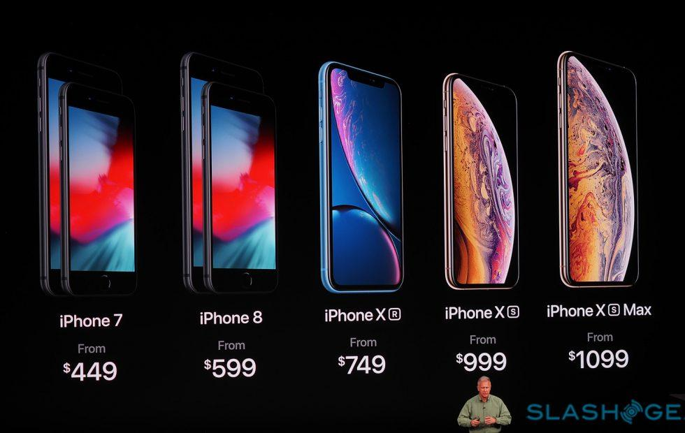 Iphone Xs Iphone Xs Max To Upgrade Or Not Slashgear