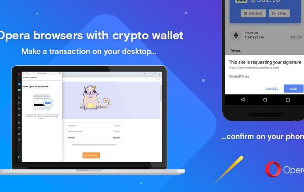 Opera Labs brings crypto-wallet to desktop browser in advance
