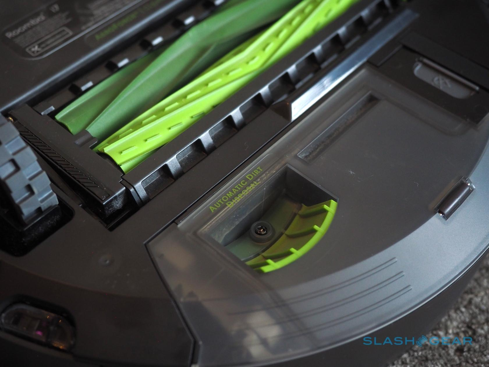 iRobot's self-emptying Roomba i7+ fixes robot vacuums' big headache
