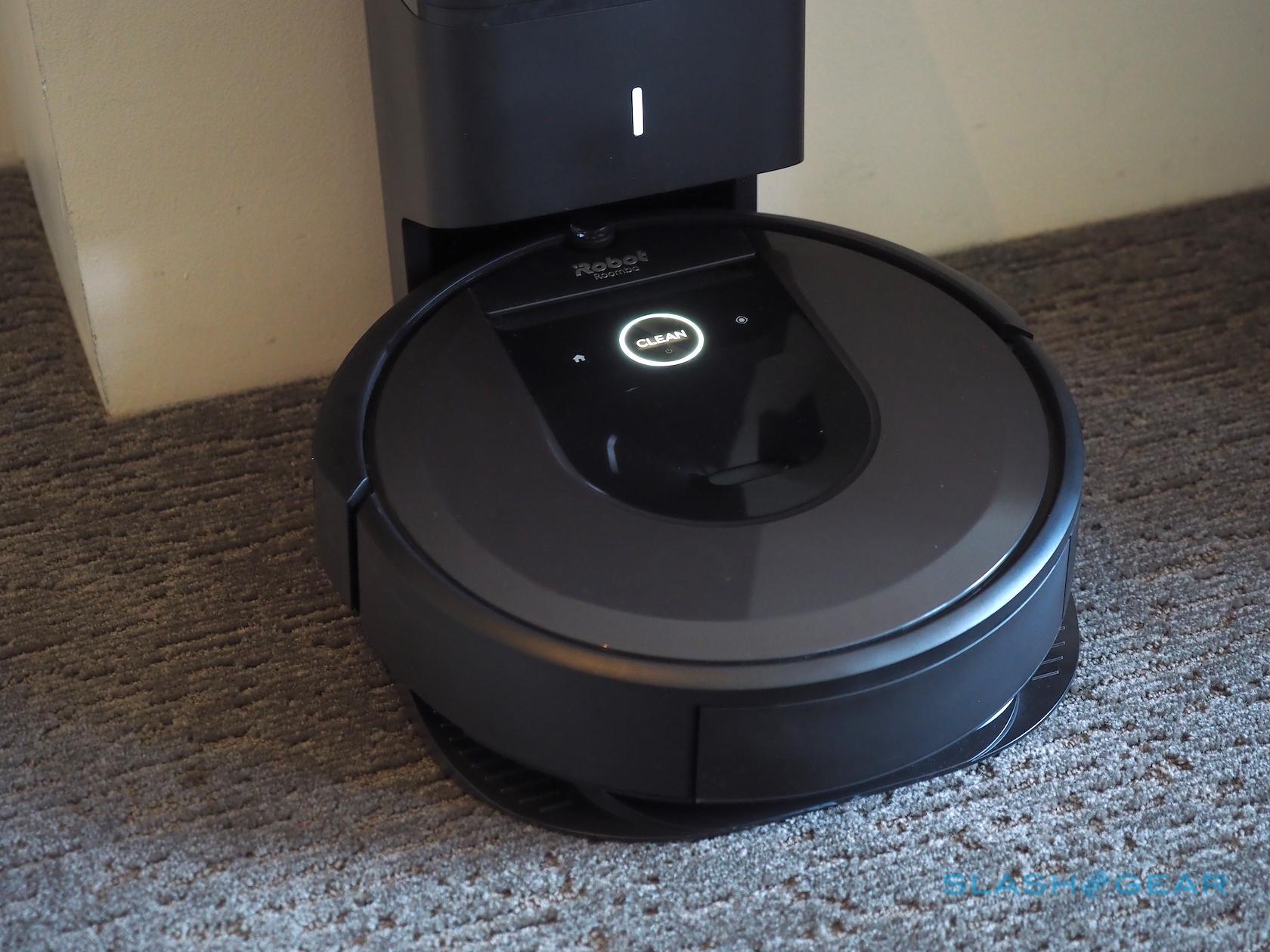 iRobot's self-emptying Roomba i7+ fixes robot vacuums' big