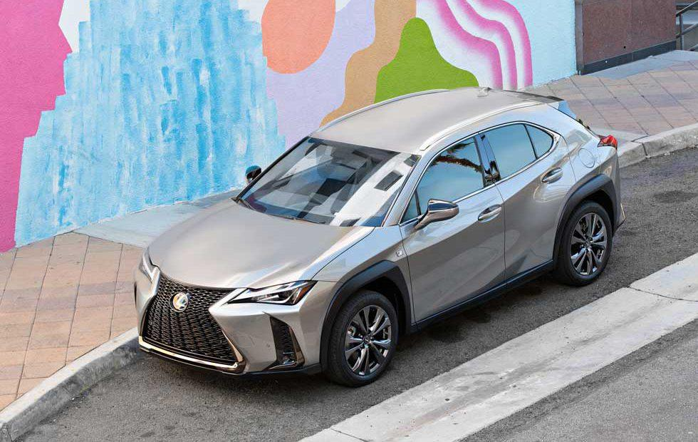 2019 Lexus UX compact crossover starts at $32,000