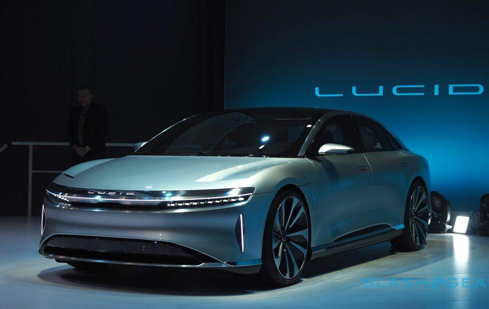 Lucid Motors just got an ultra-fast EV charging network
