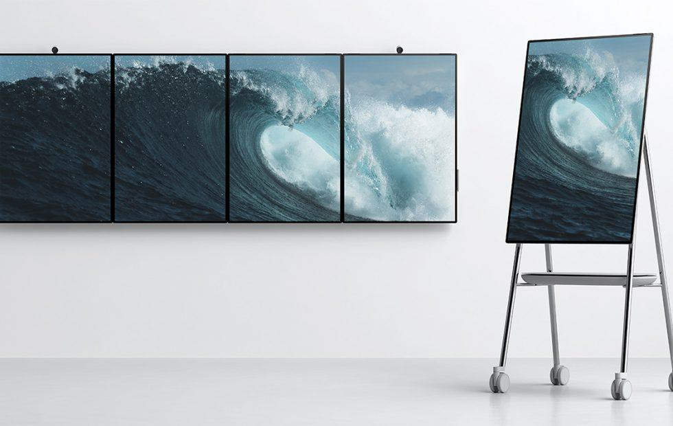Surface Hub 2X revealed as Microsoft makes full potential modular