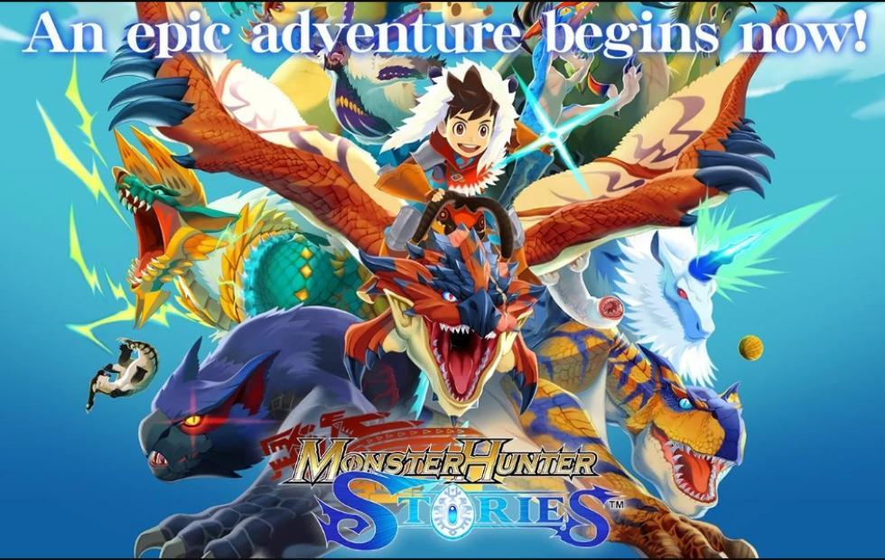 Monster Hunter Stories finally brings franchise to mobile