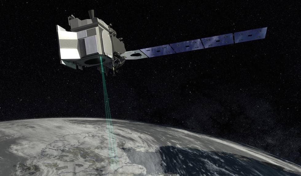 This NASA space laser has climate change in its sights
