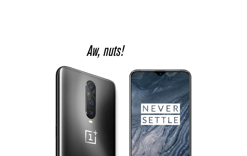 OnePlus 6T released on pre-order on accident