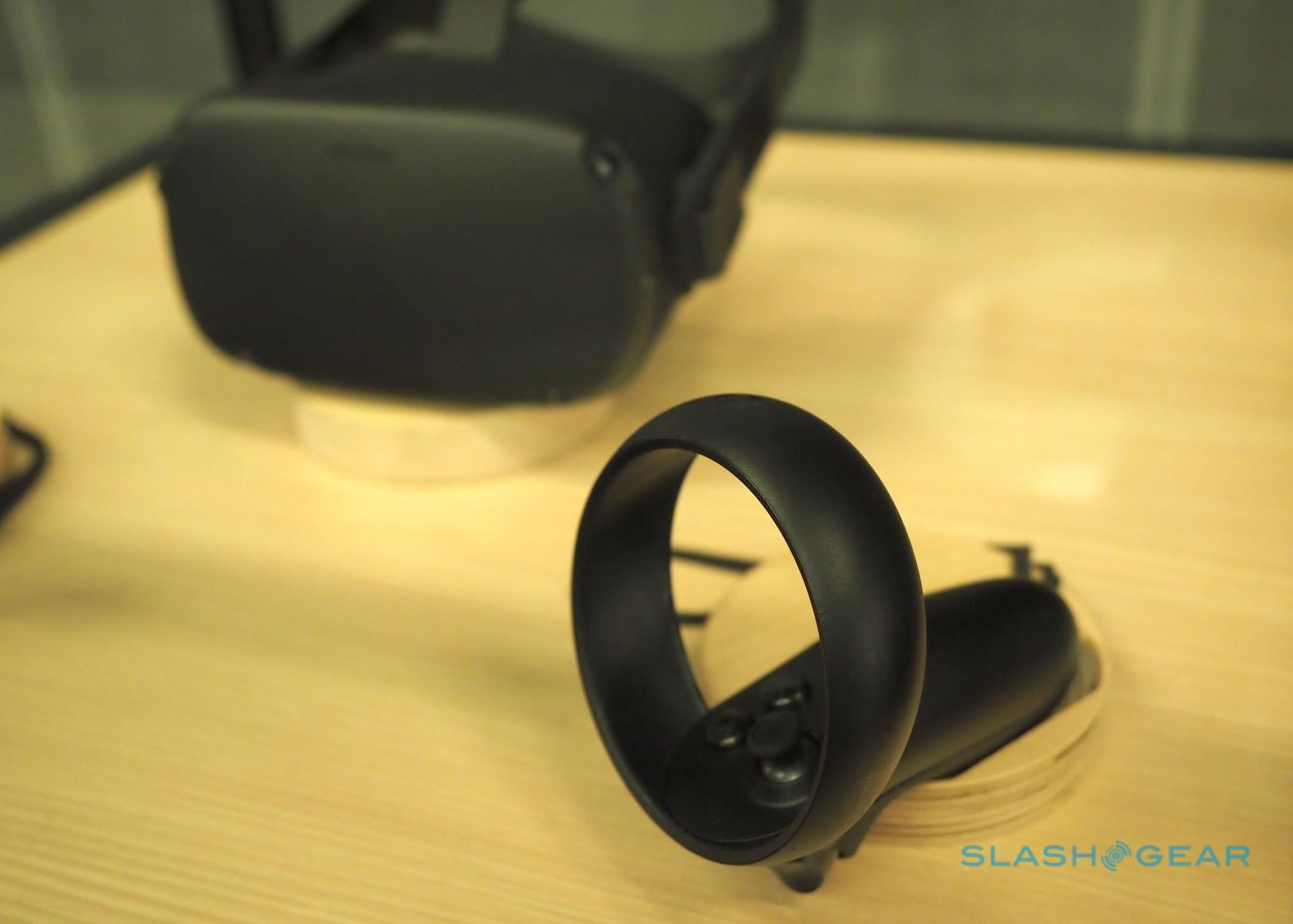 Oculus Quest hands-on: $399 VR headset cuts cords not