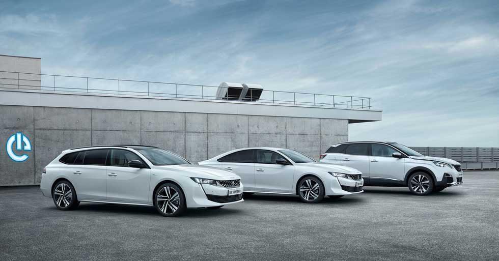 New Peugeot plug-in hybrid powertrains aim for efficient excitement