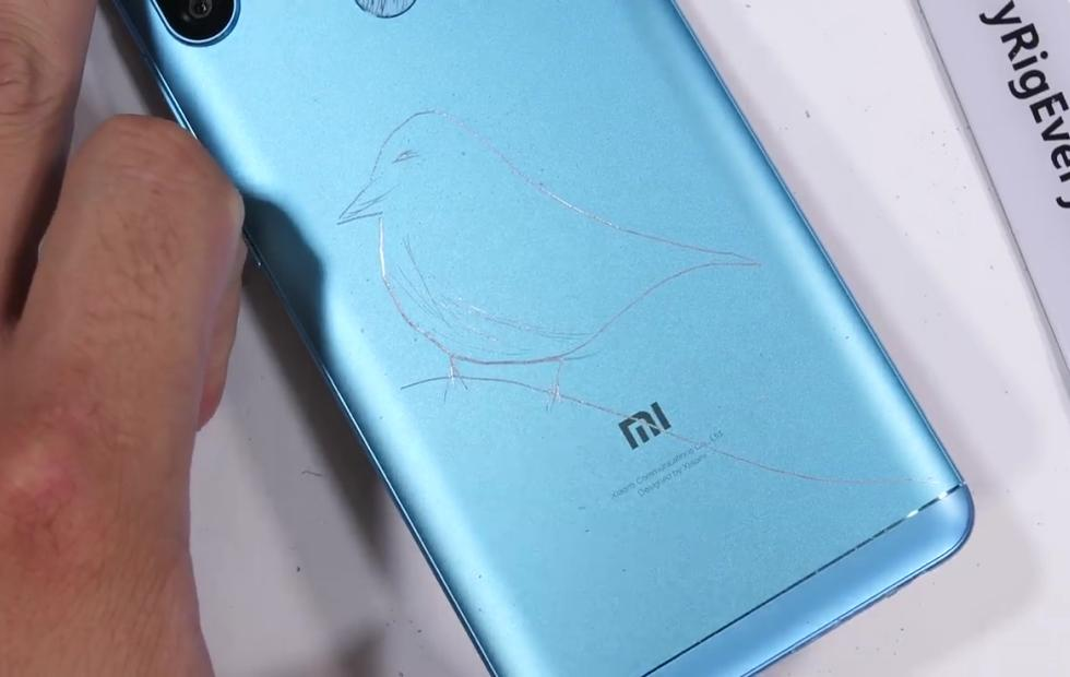 Xiaomi Redmi Note 5 Pro barely survives durability test