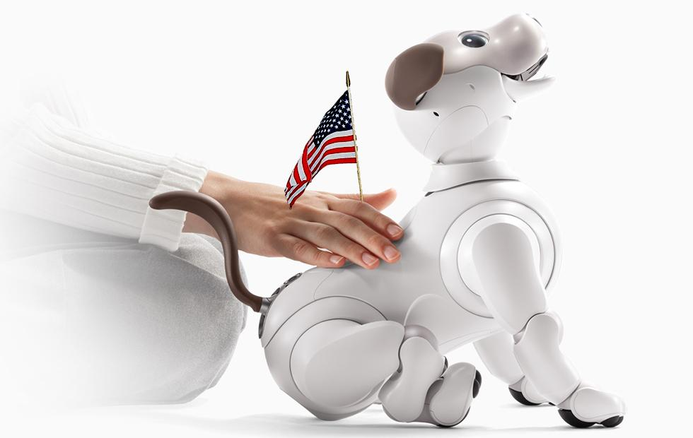 Sony aibo 2018 released for sale in USA: Robot dog returns