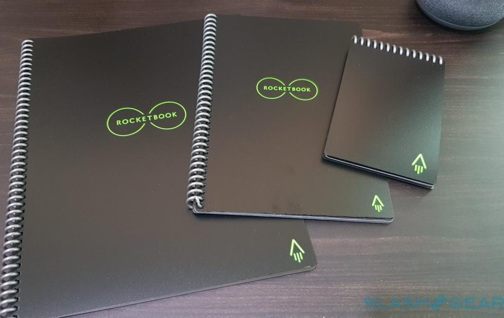 The Buzz on Rocketbook Wave Notebook Executive Size
