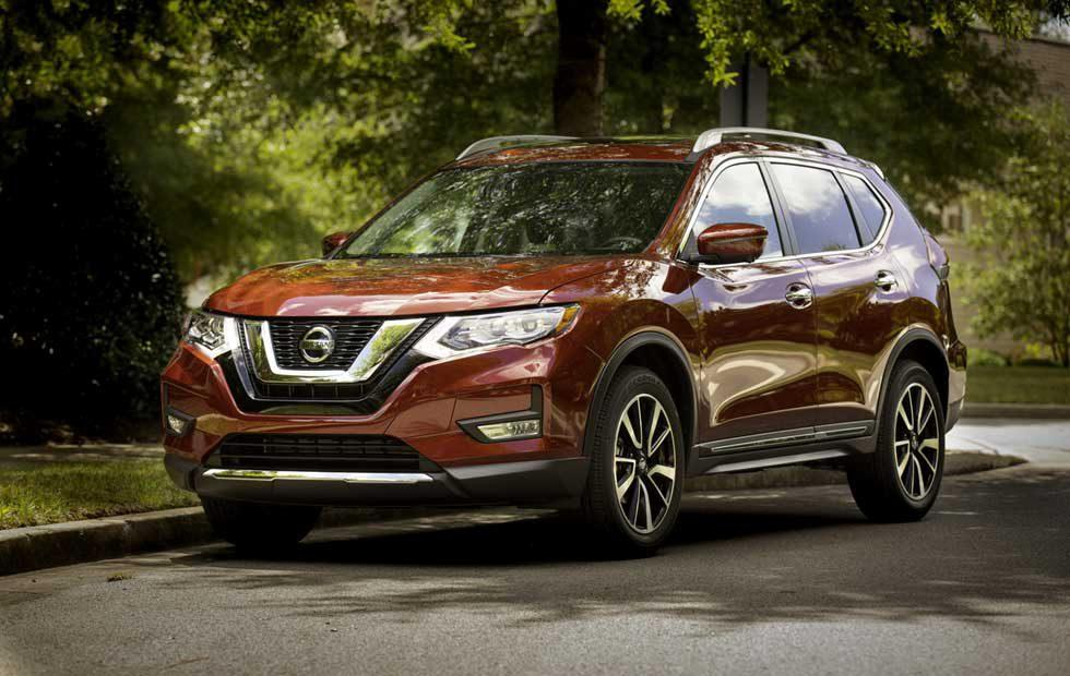 Nissan prices up 2019 Leaf and Rogue