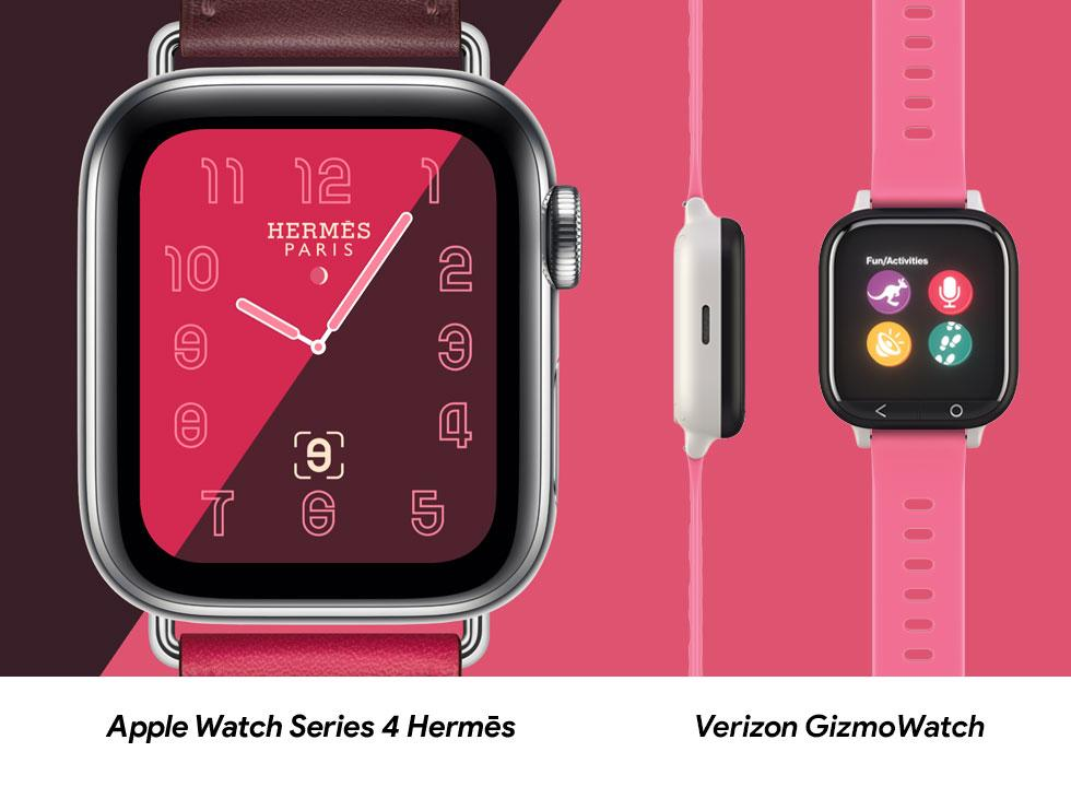 Verizon GizmoWatch is an Apple Watch for kids, sort of