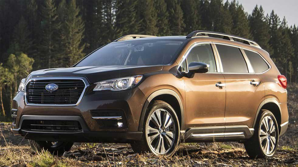 293 recalled Subaru Ascents to be destroyed