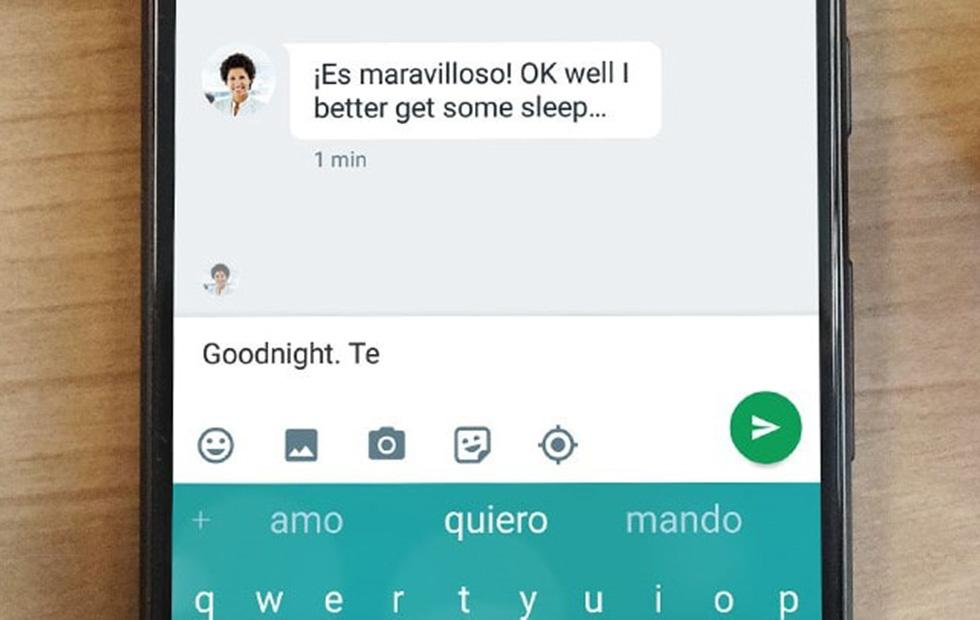 SwiftKey on Android gets Microsoft Translator for real-time translations