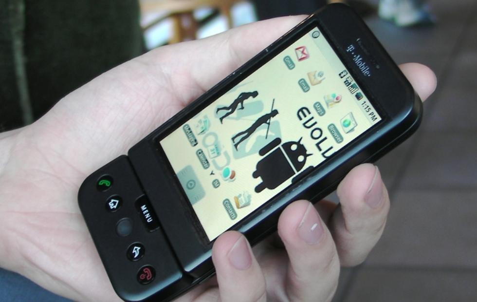 First Android phone launched 10 years ago: how far we've come