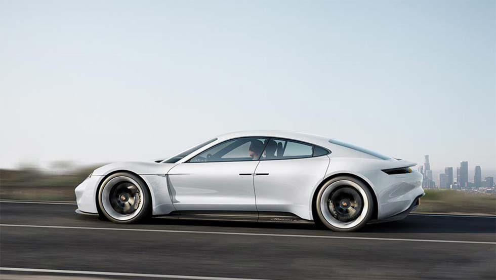 Porsche looks to a diesel-free future with six-billion-euro investment in hybrid tech