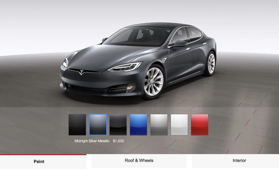 Tesla Axes Two Paint Options To Simplify Production Slashgear