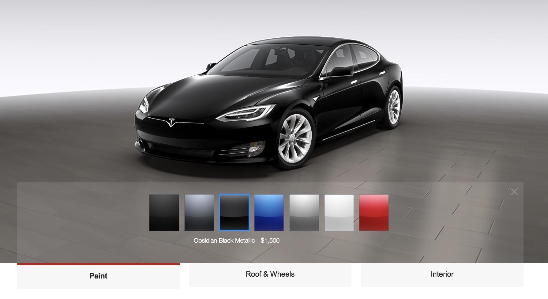 Tesla Axes Two Paint Options To Simplify Production Slashgear
