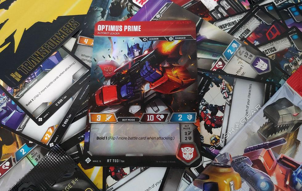 Transformers TCG launched: Our first impressions