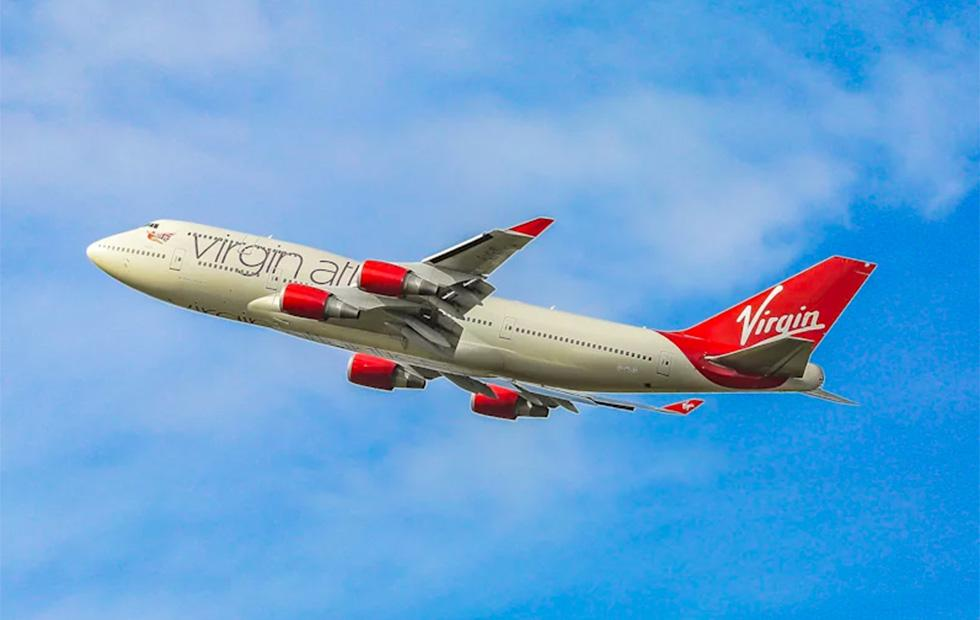 Virgin Atlantic will use 'green' fuel for commercial flight to London