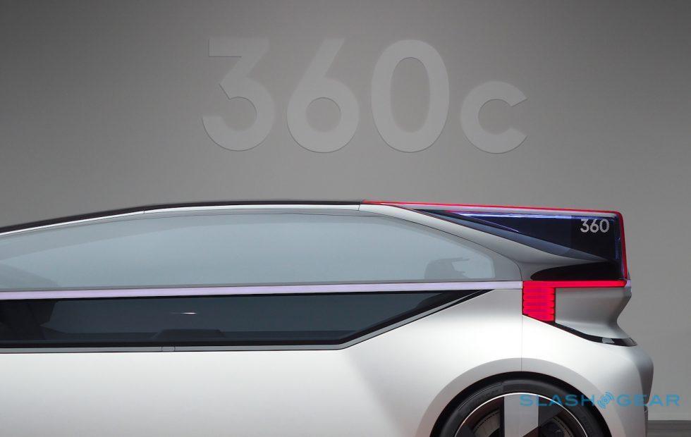 Volvo 360c Gallery