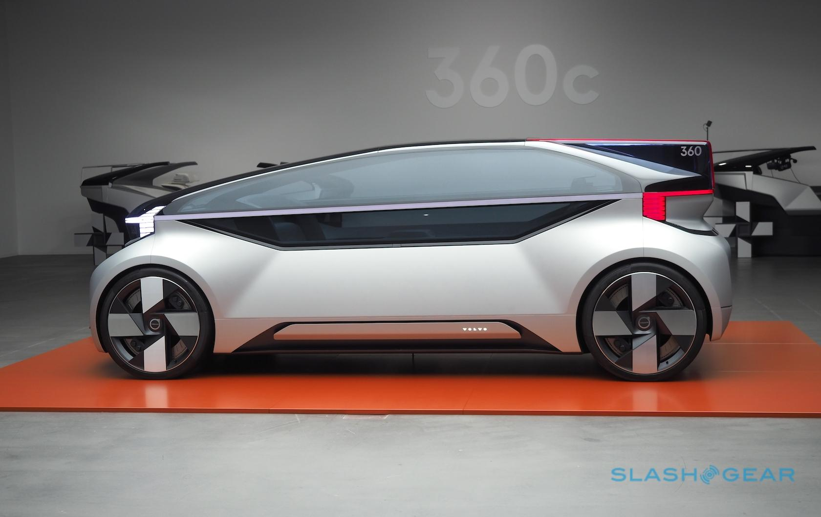 electric volvo  home ideen