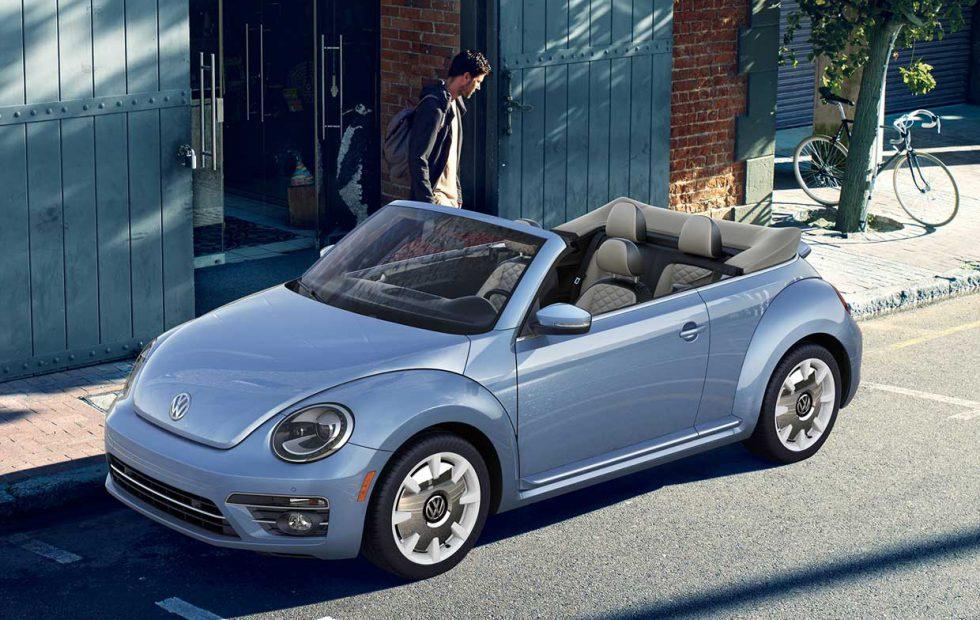 VW celebrates the end of the Beetle with Final Edition