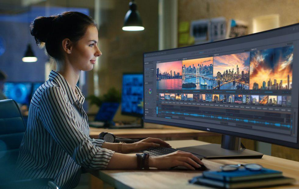 2018 Dell UltraSharp displays revealed with creative intent