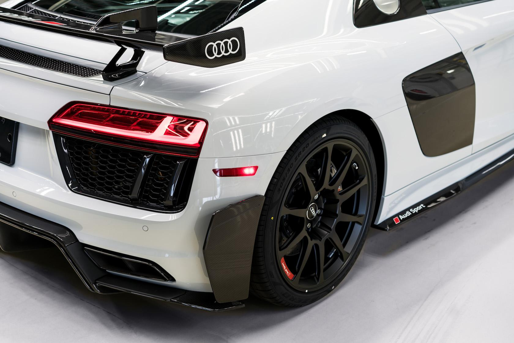 2018 Audi R8 V10 Competition maxes out the everyday supercar
