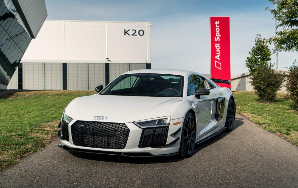 2018 Audi R8 V10 Competition Maxes Out The Everyday Supercar Slashgear