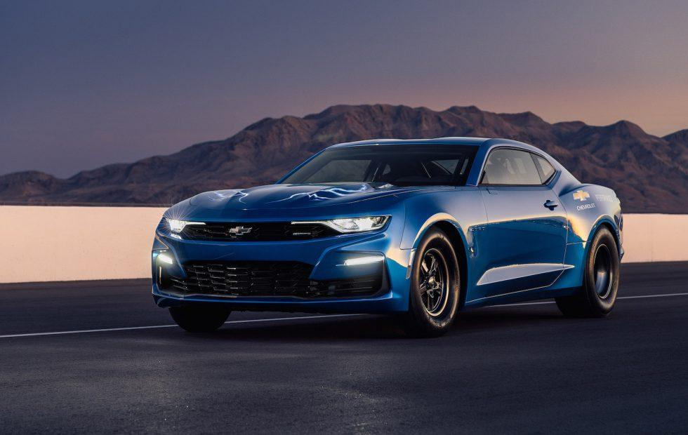This Chevrolet Camaro EV is much more than an electric drag racer