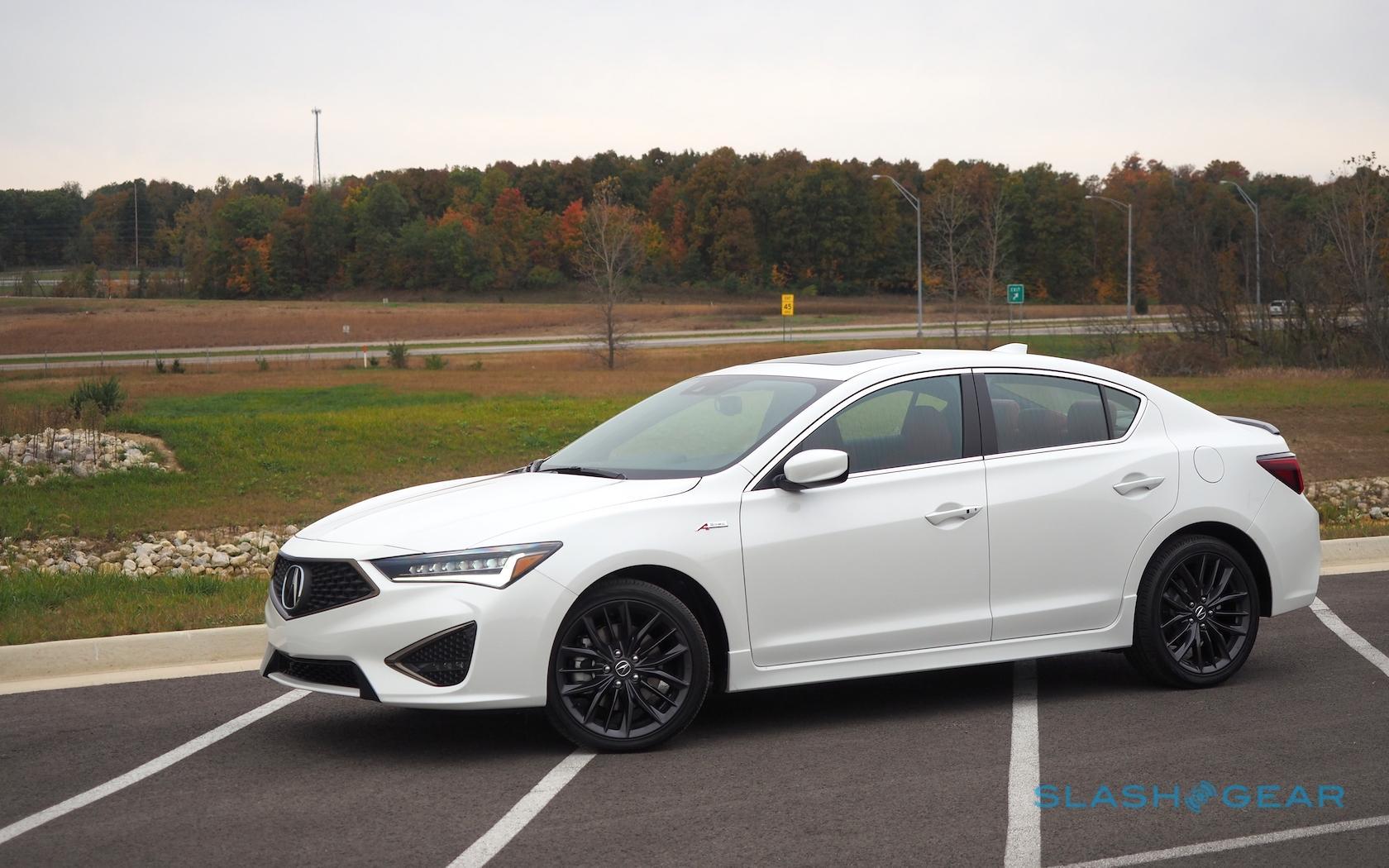 2019 Acura ILX first drive: Distinctively safer - SlashGear