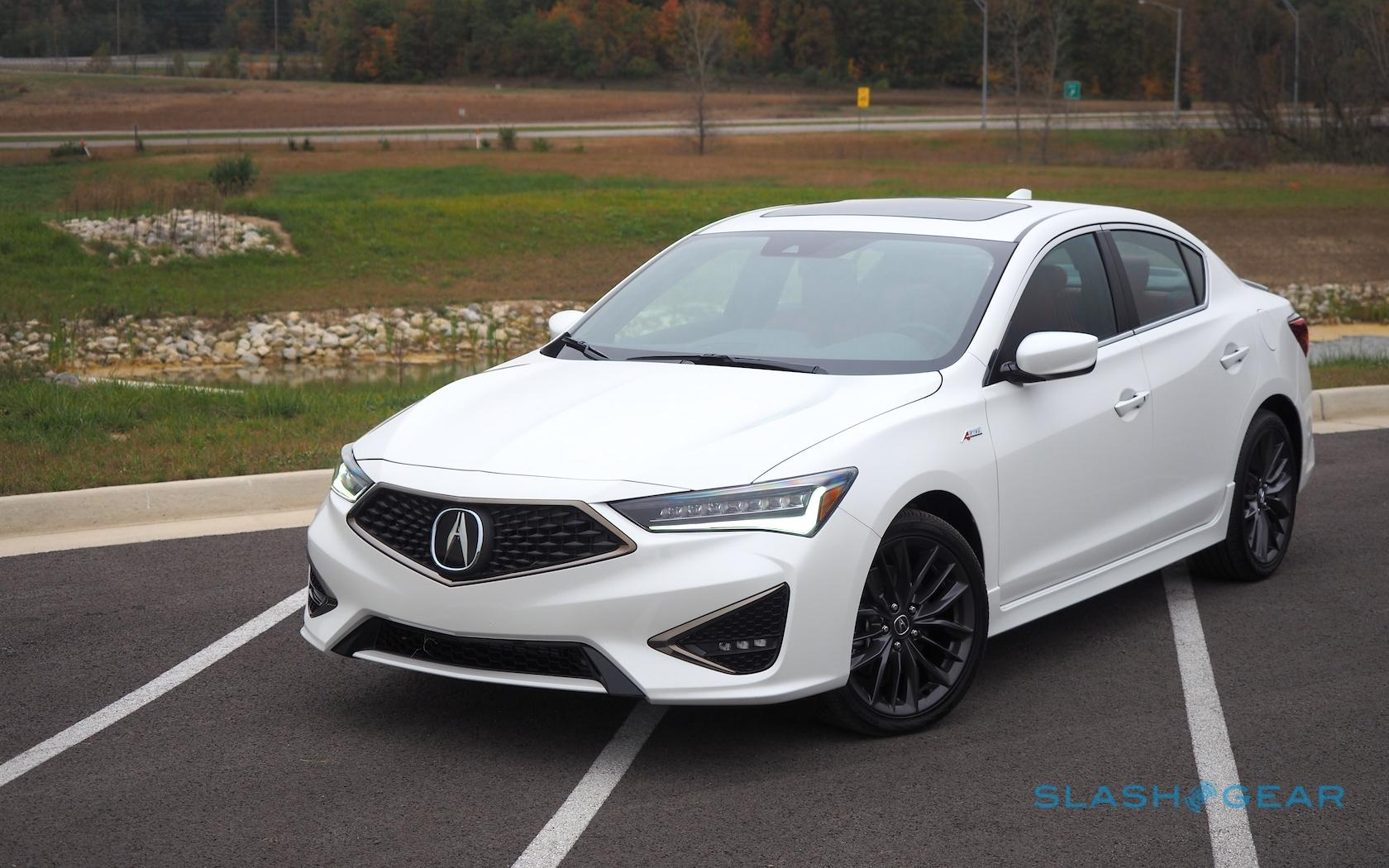 2019 Acura ILX first drive: Distinctively safer - SlashGear