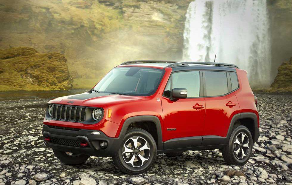 2019 Jeep Renegade gains all-new 1.3L turbo four and 9-speed automatic