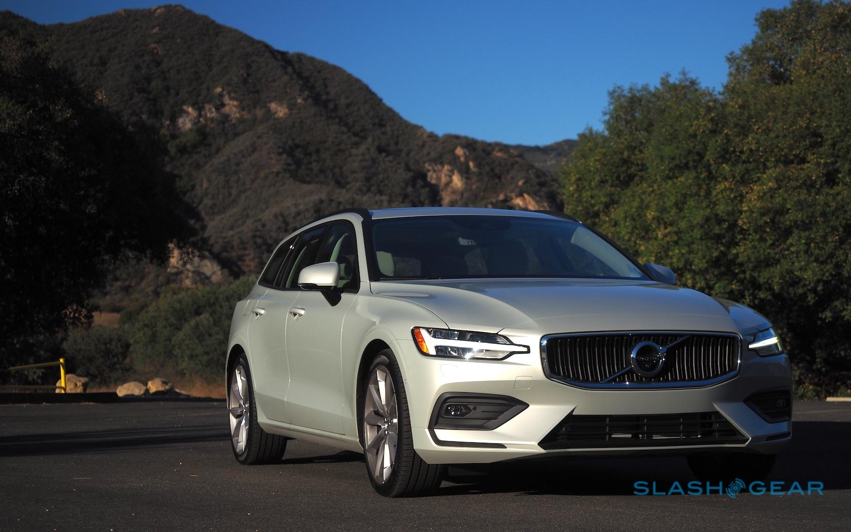 2019 Volvo V60 First Drive The Wagon S Time Has Come Slashgear