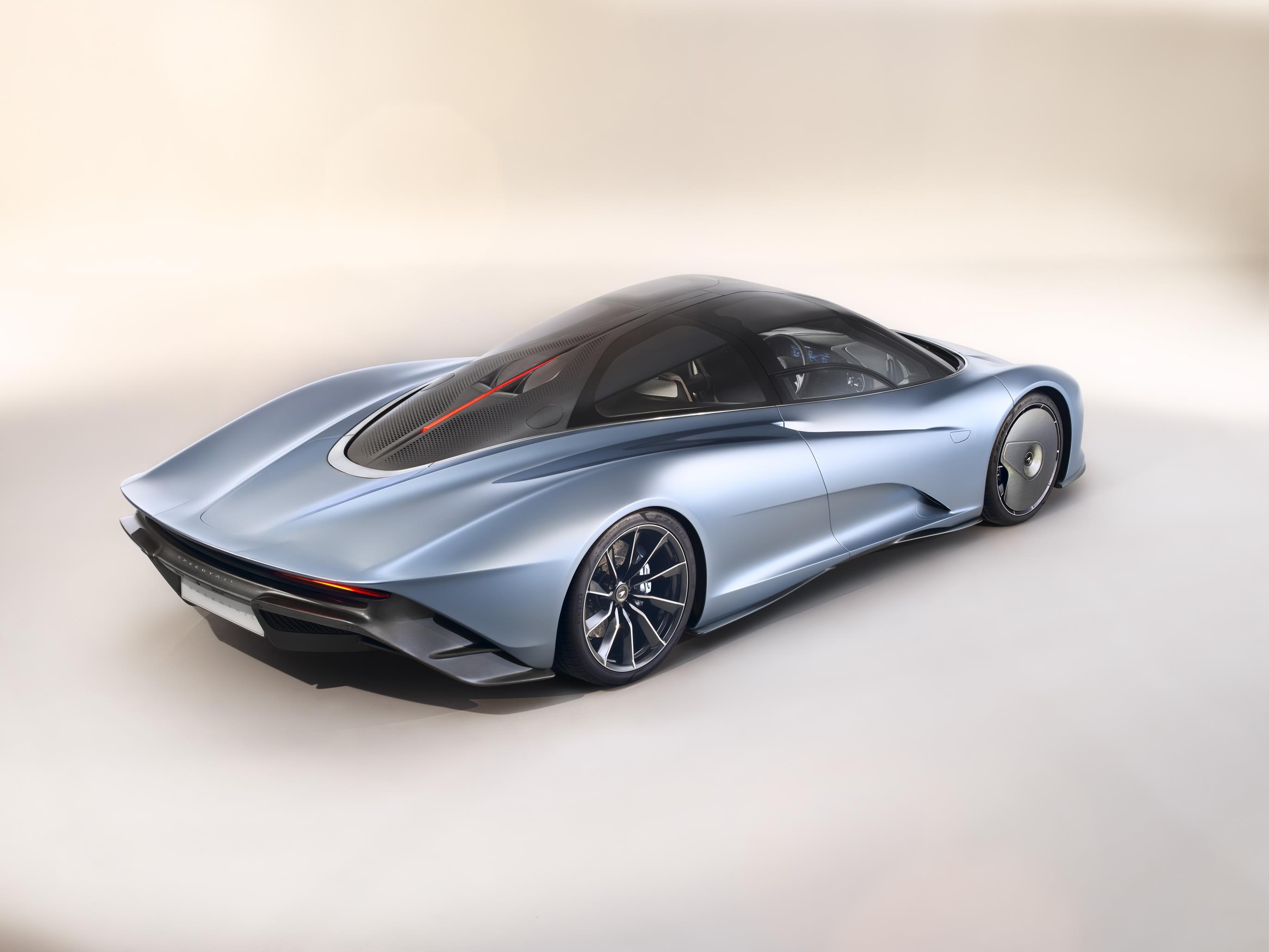 McLaren Speedtail official: 250mph hybrid Hyper-GT with