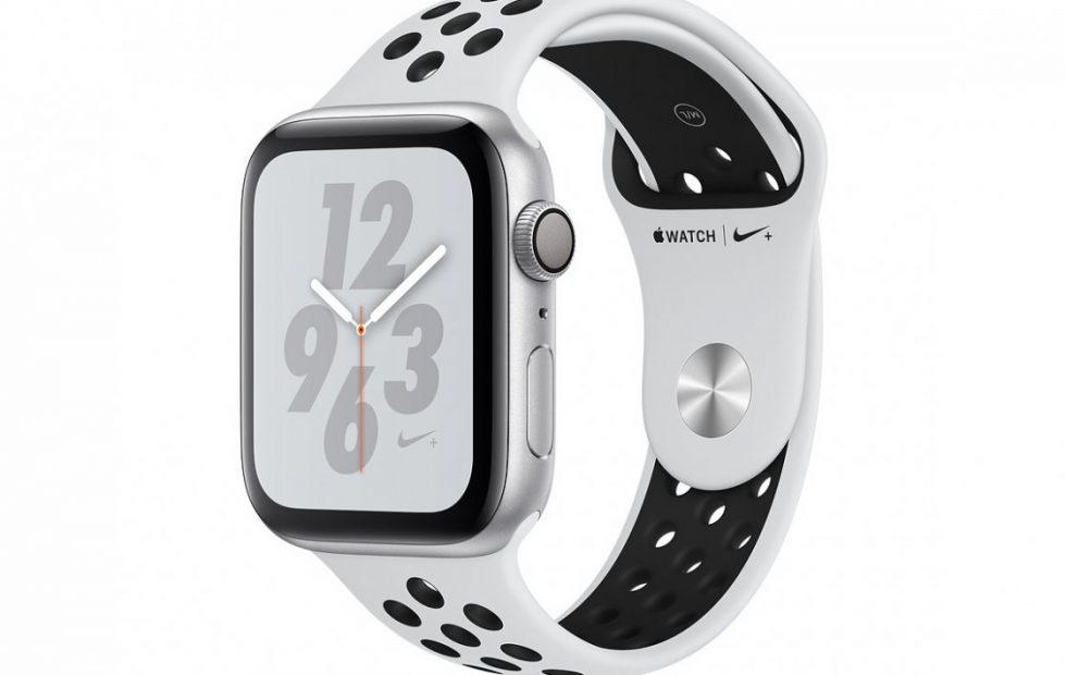 Nike+ Apple Watch Series 4 hits stores – stock in low supply