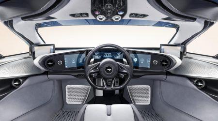 2019 McLaren Speedtail Gallery
