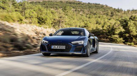 2019 Audi R8 Gallery
