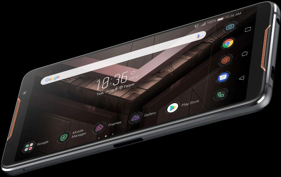 ASUS ROG Phone getting its game on in the US this month