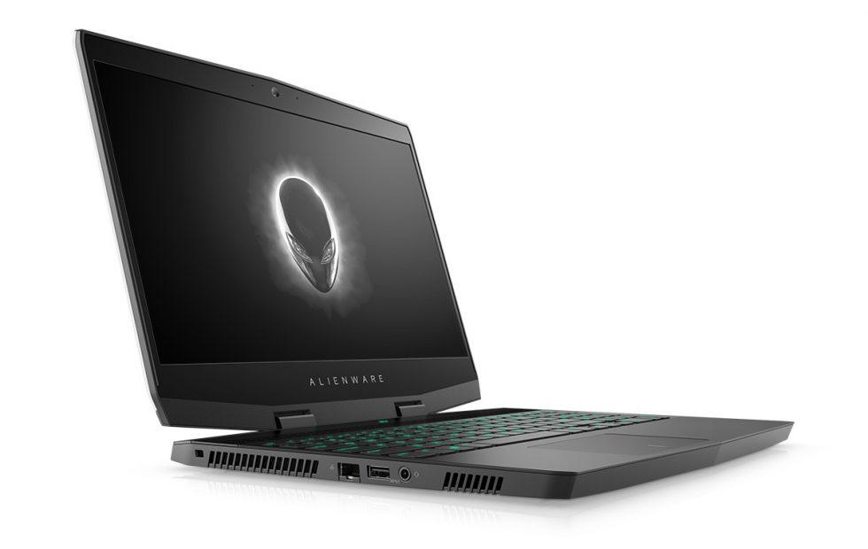 Alienware m15 puts gaming heart in stylishly slim laptop