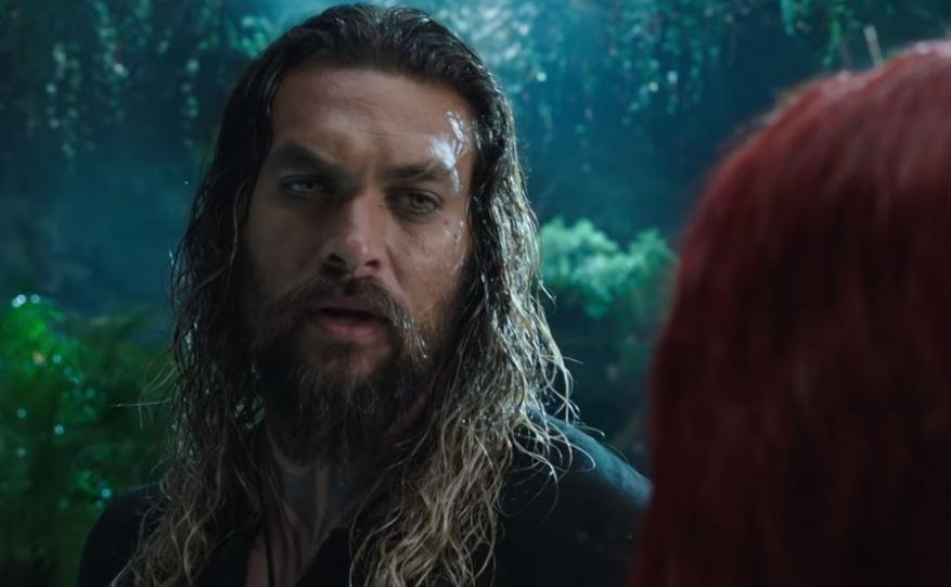 Aquaman latest trailer is here and it's a long one
