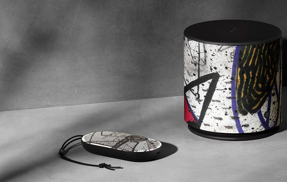 Bang & Olufsen launches Artwork by David Lynch speaker collection
