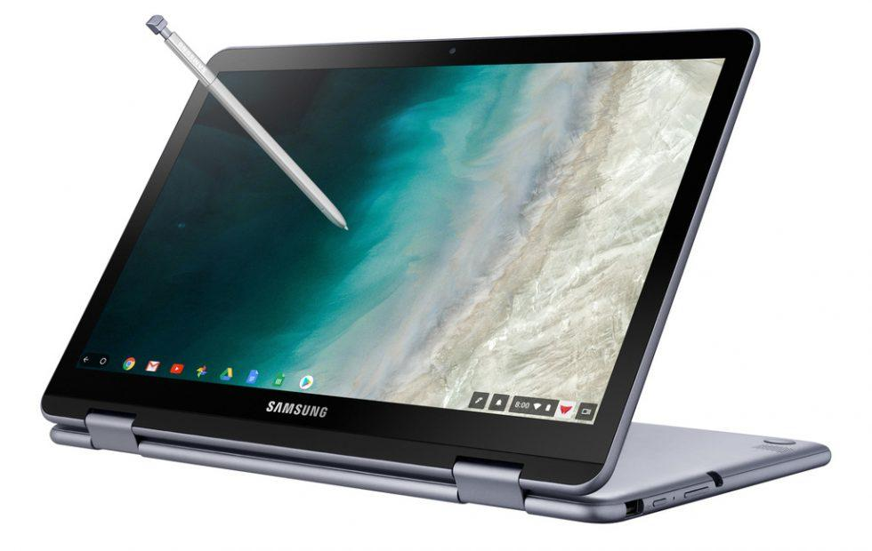 Samsung Chromebook Plus V2 (LTE) takes on Google Pixel Slate