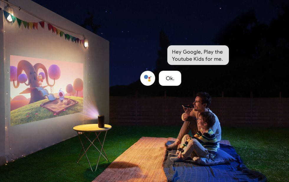 Anker Nebula Capsule 2 projector adds Google Assistant and USB-C